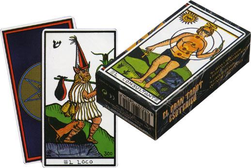 Resultado de imagen de tarot esoterico
