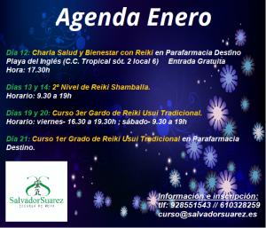 agenda enero